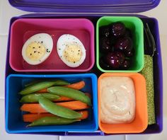 theworldaccordingtoeggface: Post Weight Loss Surgery Menus: #bento box #lunch