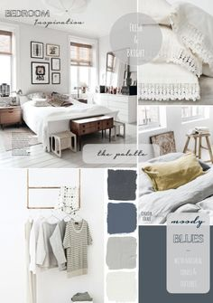 Bedroom Inspiration by Avenue Lifestyle. Image credits: (from top left…