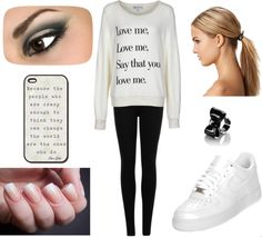 """""""#111"""" by gabriela-correia ❤ liked on Polyvore"""