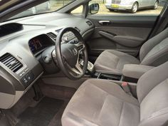 Honda Civic hybrid 1.3I CVT AUTOMAAT ECC LMV CC RCD | Limousine | Veghel