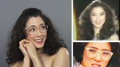 1980s - Comparison Image #100yearsofbeauty #China