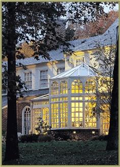 lovely conservatory
