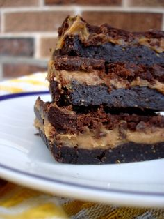PaleOMG – Paleo Recipes – Chocolate Coffee Caramel Bars - Click image to find more food & drink Pinterest pins