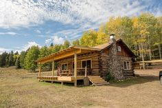 This New Mexico Cabin Will Make All Your Cowgirl Dreams Come True - CountryLiving.com
