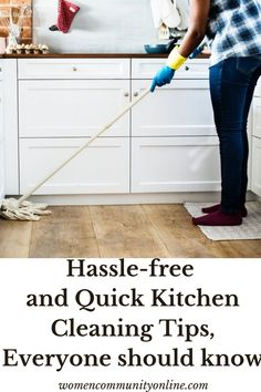 Hassle-free And Quick Kitchen Cleaning Tips, Everyone Should Know #kitchencleaning #cleaning #housecleaning #residentialcleaning #clean #deepcleaning #cleaninghacks #cleaningtips #cleaningmotivation #kitchenclean #homecleaning #kitchen #bestcleaning #cleaninggoals #kitchencleaningtips #cleanhome #cleaningproducts #cleanliving #kitchen #kitchendecor #cleanhome #cleaningtips #cleaninghacks #homecleaning #housekeeping #kitchenclean #lovetoclean #lovecleaning #cleaningroutine Kitchen Cleaning, Deep Cleaning, Kitchen Hacks, Cleaning Hacks, Kitchen Decor, Residential Cleaning, Online Blog, Clean Living, Housekeeping