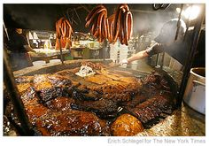 Salt Lick BBQ - Driftwood, TX   ** Best** BBQ I have ever tasted.  Love the setting.  BYOB