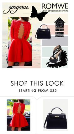 """Romwe X/3"" by m-sisic ❤ liked on Polyvore"
