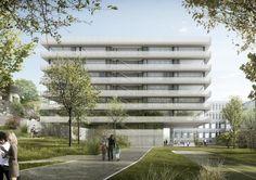 Berrel Berrel Kräutler Architekten /  Sekundarstufenzentrum Burghalde, Baden