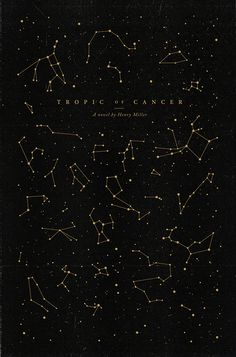 Tropic of Cancer novel redesign by Woodgrain — Designspiration