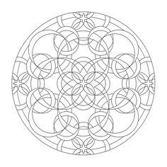 Coloring Mandalas: Mind Soothe