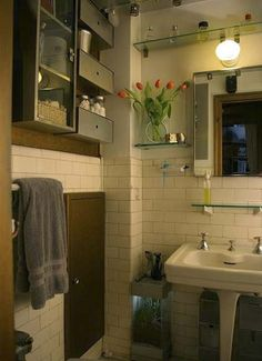 Photo: D.P. Simmons III   thisoldhouse.com   from This Old Studio Apartment