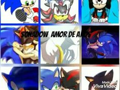 Sonadow amor de años:Capitulo 16-El cumpleaños de Sonic