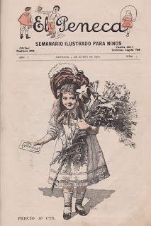 Biblioteca Junto al Mar: Primer Semestre de El Peneca (1908)