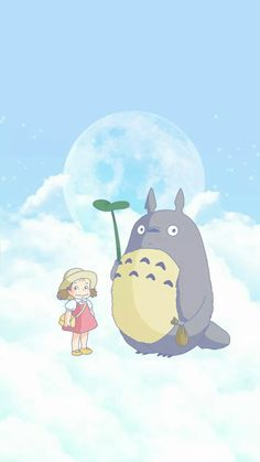 Studio Ghibli Tattoo, Studio Ghibli Art, Mei Totoro, Otaku Anime, Anime Art, Zoro Roronoa, Studio Ghibli Characters, Film Anime, My Neighbor Totoro