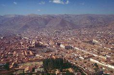 City of Cuzco, Peru