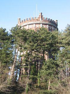 Watertoren-overveen - Lijst van watertorens in Nederland - Wikipedia