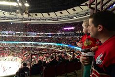 10 Parenting Hacks for Your Family's Next Blackhawks Game