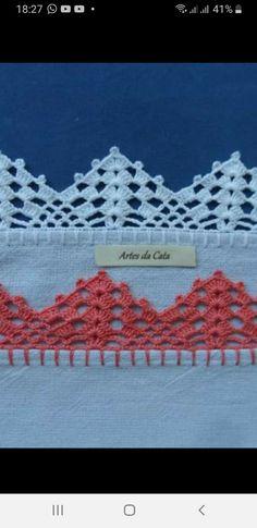 Lace Knitting Patterns, Crochet Doily Patterns, Crochet Doilies, Crochet Lace, Burlap Crafts, Diy Crafts, Crochet Boarders, Chrochet, Handmade