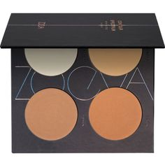 ZOEVA Contour Spectrum Palette (€18) ❤ liked on Polyvore featuring beauty products, makeup, zoeva, zoeva cosmetics, mineral cosmetics, paraben free cosmetics and mineral makeup