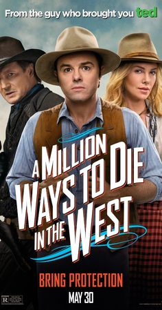 A Million Ways to Die in the West (2014)