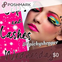 Wednesday 9/28 Makeup group. Share 5 makeup items. Tag your hostess @1pickyshopper with any questions or announcements. Have fun and let's make some sales! @1pickyshopper Makeup