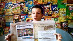 Jestem w gazecie?! | I'm in the newspaper?!