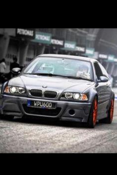 CUSTOM BMW E46 M3 bimmer topgear top gear race racing drift drifting German Germany Bavaria Bavarian
