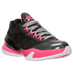 NIKE JORDAN CP3.VIII Womens 6 (4.5Y) Black Hyper Pink 684888 008 NEW #NikeJordan #Athletic
