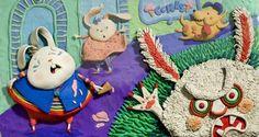 Ilustraciones Infantiles Susan Eaddy