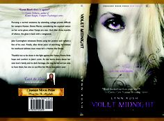 The full cover of Violet Midnight! #NewAdult #Vampires #ParanormalRomance