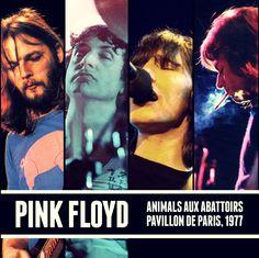BOOTLEG REVIEW: PINK FLOYD – ANIMALS AUX ABATTOIRS (PAVILLON DE ...