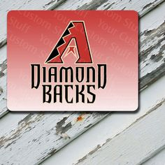 Mousepad Arizona Diamondbacks Design on by EastCoastDyeSub on Etsy