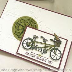 Stampin Treasure  José Hoogeveen Onafhankelijk Stampin Up Demonstratrice