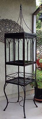Terrarium Free Standing PlantSucculent Greenhouse