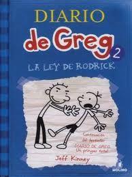 El Diario de Greg 2. La ley de Rodrick por Carla