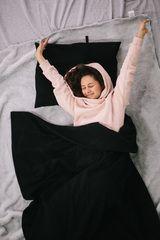 WOKE UP LIKE THIS! :) To musi być dobry początek dnia z BED TIME single black :)