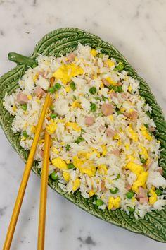 Wok, Asian Recipes, Healthy Recipes, Ethnic Recipes, Oriental, Yummy Drinks, Summer Recipes, Food Hacks, Risotto