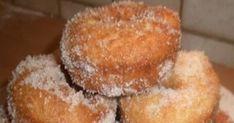 Doughnuts, Hamburger, Muffin, Food And Drink, Bread, Cooking, Breakfast, Greek Recipes, Foods