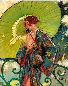 Jean-Gabriel Domergue (French, 1889-1962)