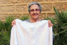 El mensaje de la chaqueta tejida por una monja para el Papa Francisco - Aleteia