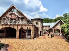 The Barn... Our wedding venue! We're so in love with this place!