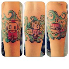 IO tattoo Livorno Inkiostro