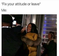 Shared by Sony Ez. Find images and videos about funny, lol and rihanna on We Heart It - the app to get lost in what you love. Rihanna Meme, Rihanna Quotes, Rihanna Riri, Beyonce, Funny Relatable Memes, Funny Quotes, True Memes, Hilarious Memes, Idgaf Quotes