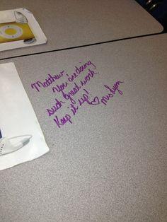 Mrs. Lyon's Blog - Teaching: The Art of Possibility: Classroom Management Ideas