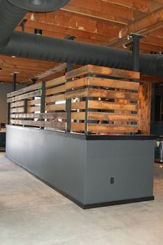Spokane's Flying Goat takes a pile of wood and reuses it stylishly - Office Hours - Spokesman.com - June 24, 2010