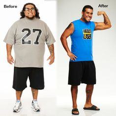 Before and After Pictures: The Biggest Loser Season 12