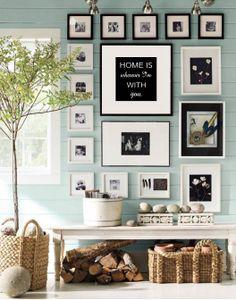 15 ideas para decorar las paredes de tu comedor | Escandinavian ...