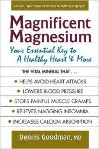 Magnesium bij het chronisch vermoeidheidssyndroom