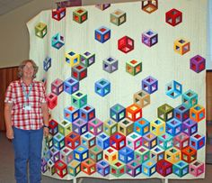 Our Guild members enjoy sharing their finished quilts at our general meeting each month. Its a great time to check out color schemes, patterns that may interest you, and admire the work of our fellow artists! Click on the month to see the quilts featured during each meeting. By clicking on the individual pictures, you …