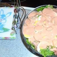 Σαλάτα του σεφ η αυθεντική Guacamole, Cantaloupe, Salads, Mexican, Pudding, Fruit, Ethnic Recipes, Desserts, Food